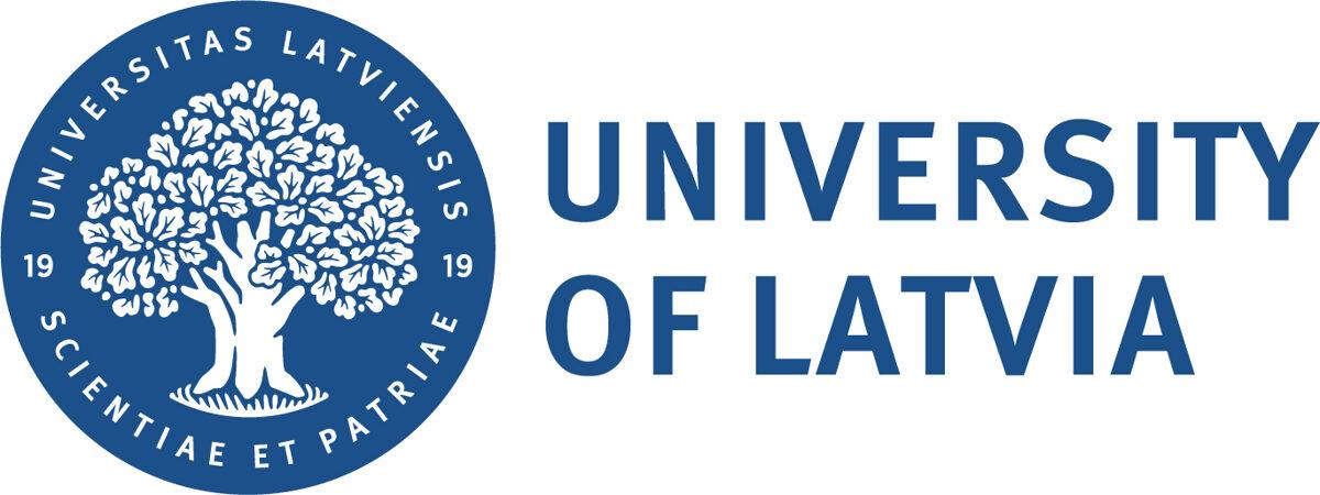 Latvijas universitātes logo